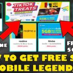 HOW TO GET FREE LOAD AND FREE SKIN IN MOBILE LEGEND USING TIKTOK APP 2020(UNLIMITED POINTS FOR FREE)