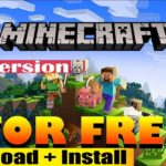 How To Download Minecraft For Free On Android 2020