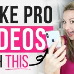 How To Make Videos With Your Phone That Look Professional