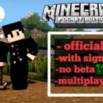 How to download minecraft pe latest version free in hindi ● BRIJ KING