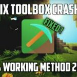 How to fix TOOLBOX CRASHING UPDATED Working 2020 Method AbisGamer
