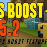 How to get FPS Boost Textures in Minecraft 1.15.2 – download install FpsBoost+ Pack 1.15.2