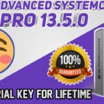 IObit Advanced SystemCare Pro 13.5.0 Serial Key For Lifetime 100 Working