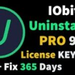 IObit Uninstaller 9.5 PRO Key + LICENSE KEY Serial Key + Crack 2020