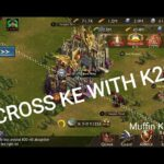 Muffin K148 – Cross KE with K287 – how this event may suck – Guns of Glory