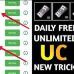 New Trick To Get Daily 81000 Uc in Pubg Mobile Part – 6