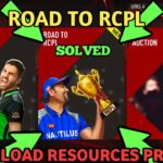 Real Cricket 20 Rcpl Download Resources Problem How to solve this Problem Full Explained