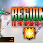 Region Top 10 Hacker in Free Fire Free Fire Tricks Tamil Sk Gaming