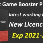 Smart Game Booster PRO 4.4 Licence Key Exp 2021-2-23