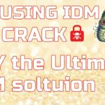 ULTIMATE IDM solution: IDM Trail Reset 2020 STOP use IDM crack