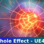 Wormhole Effect – UE4 Material Tutorial