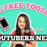 25 FREE RESOURCES FOR YOUTUBERS Thumbnails, Banner, SEO, Copyright free music 2020 PhoneDesktop