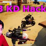 33 KD ESP HACKER SE BADLA Rank Pushing Against Hackers PUBG Mobile