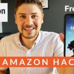 BEST Amazon Hacks You Need To Know (save money, get free stuff, and more)