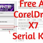 CorelDraw X7 Serial Number Full Version All Activation Keys
