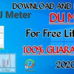 DU Meter Cracking 2020 (easy and simple way with 1000 working Guaranty) For Windows 1087 Free:)