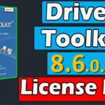 Driver Toolkit Latest Version 8.6.0.1 License Key Full Version