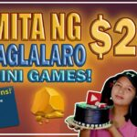 EARN 200 (P10,000) FOR FREE NO INVITE LARO KA LANG NG MGA MINI GAMES WITH PROOF OF EARNINGS