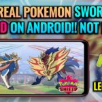 FINALLY PLAY REAL POKEMON SWORD AND SHIELD ON ANDROID 2020 NO VERIFICATION