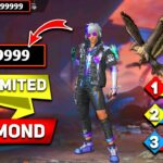 Free Fire Unlimited Diamonds 💎 Trick 2020 101 Working Trick