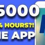 How To Make 50 Per Day With This FREE App (Make Money Online – PayPal)