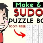 How To Make And Sell Sudoku Low Content Puzzle Books For Free