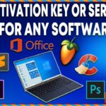 How to Get Activation Key or Serial Key for Any Software Activation key for any Software