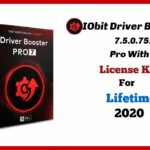 IObit Driver Booster Pro 7.5.0 Crack Full Version With License Key For Lifetime 2020