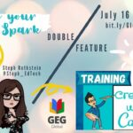 Ignite Your Canva Spark + Creating with Canva