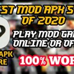 MOD games App Store premium🔥 ALL FAVOURITE ANDROID GAMES PUBG, FREE FIRE, COD MOD 2020