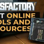 Satisfactory Tools and Resources for Factory Planning and Game Info