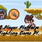 Scratch Tutorial 2 Player Platform Fighting Game Part 3 How to make a scratch platformer game