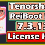 Tenorshare ReiBoot Pro 7.3.13 License Key 2020 I Fix All iOS Problems With ReiBoot Pro