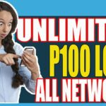Unlimited P100 FREE LOAD to Any Network – Globe Smart Sun Tm Gamit ang Isang App