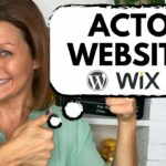 ACTOR WEBSITE TEMPLATES – Build your Acting Website with Wix, Wordpress or Squarespace