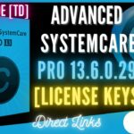 Advanced System Care Pro 13.6.0.291 + SERIAL KEY (2021)