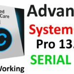 Advanced SystemCare Pro 13.7.0 SERIAL KEY (2021)