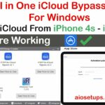 All in One iCloud Bypass Tool