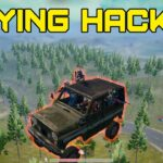 Best Flying Hacker Ever on PUBGMOBILE