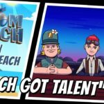 Boom Beach: Beach Got Talent
