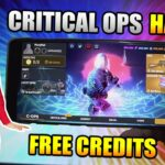Critical OPS Credits Glitch 2020 AndroidiOS ✅ How to Get FREE Credits in Critical OPS 😍