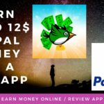 EARN 1 to 12 PAYPAL MONEY CASH BIRD REVIEW APP
