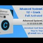 Free Advanced System Care Pro License Key Download and activate it for free 100WOrking 2020