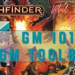 Games Master 101 Pathfinder Dungeons and Dragons: The GM Tool Box