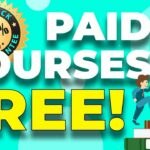 Get Paid Online Courses For FREE In 2020 (100 REAL)