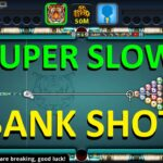 HOW TO BANK SHOT REAL SLOW LIKE A PRO. 8 BALL POOL AIM TOOL USING THE SNIPER TOOL ANTI BAN 100 SAFE