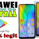 HUAWEI Y6p how to install PLAYSTORE Paano mag install Quick and Easy Tagalog