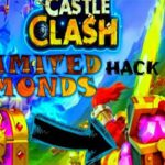 Hacking Games Castle Clash on endless diamonds and resources