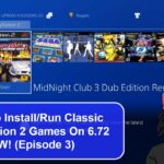 How To InstallRun Classic PlayStation 2 Games On 6.72 FW PS2-FPKG Tool (Episode 3)