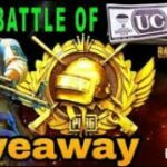 How to get free UC in PUBG mobile Free UC giveaway on every Sunday 100 Real UC
